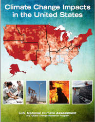 Cover of 2013 National Climate Assessment