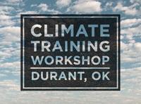 Climate Training Workshops